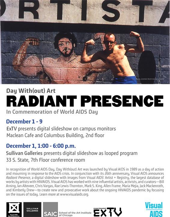 Radiant Presence December 1 – 9th