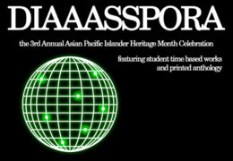 DIAAASSPORA: Asian-Pacific Islander Screening 2019 Official Lineup