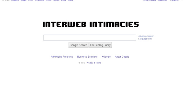 ExTV Presents: Interweb Intimacies